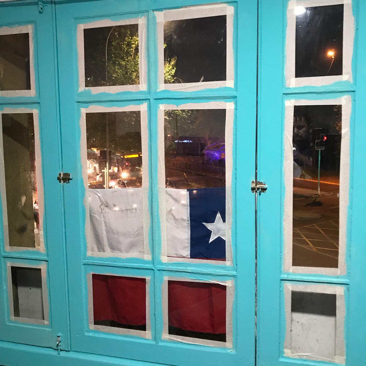 Hostel Santiago 309