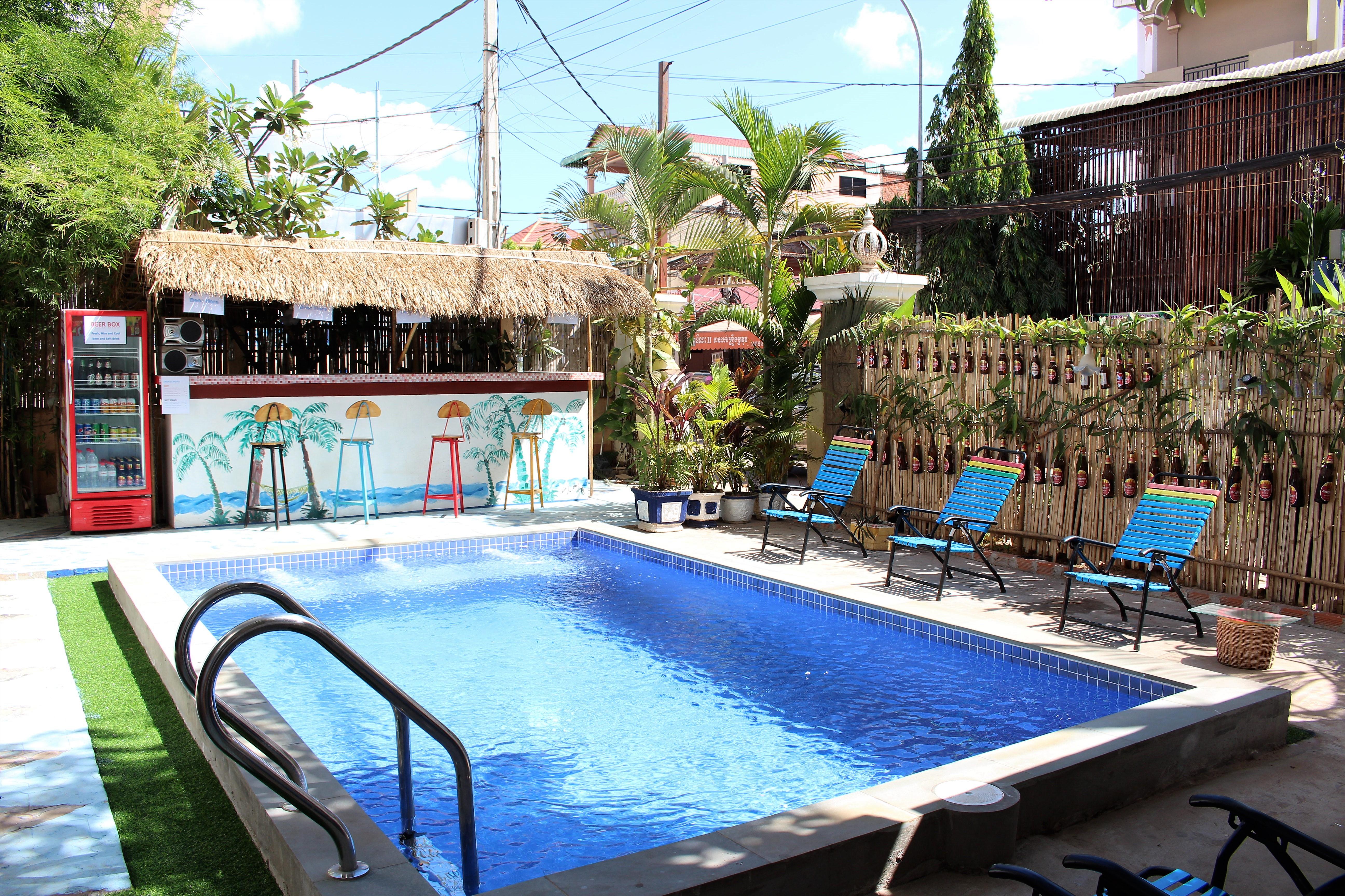 Lodestar Hostel Siem Reap