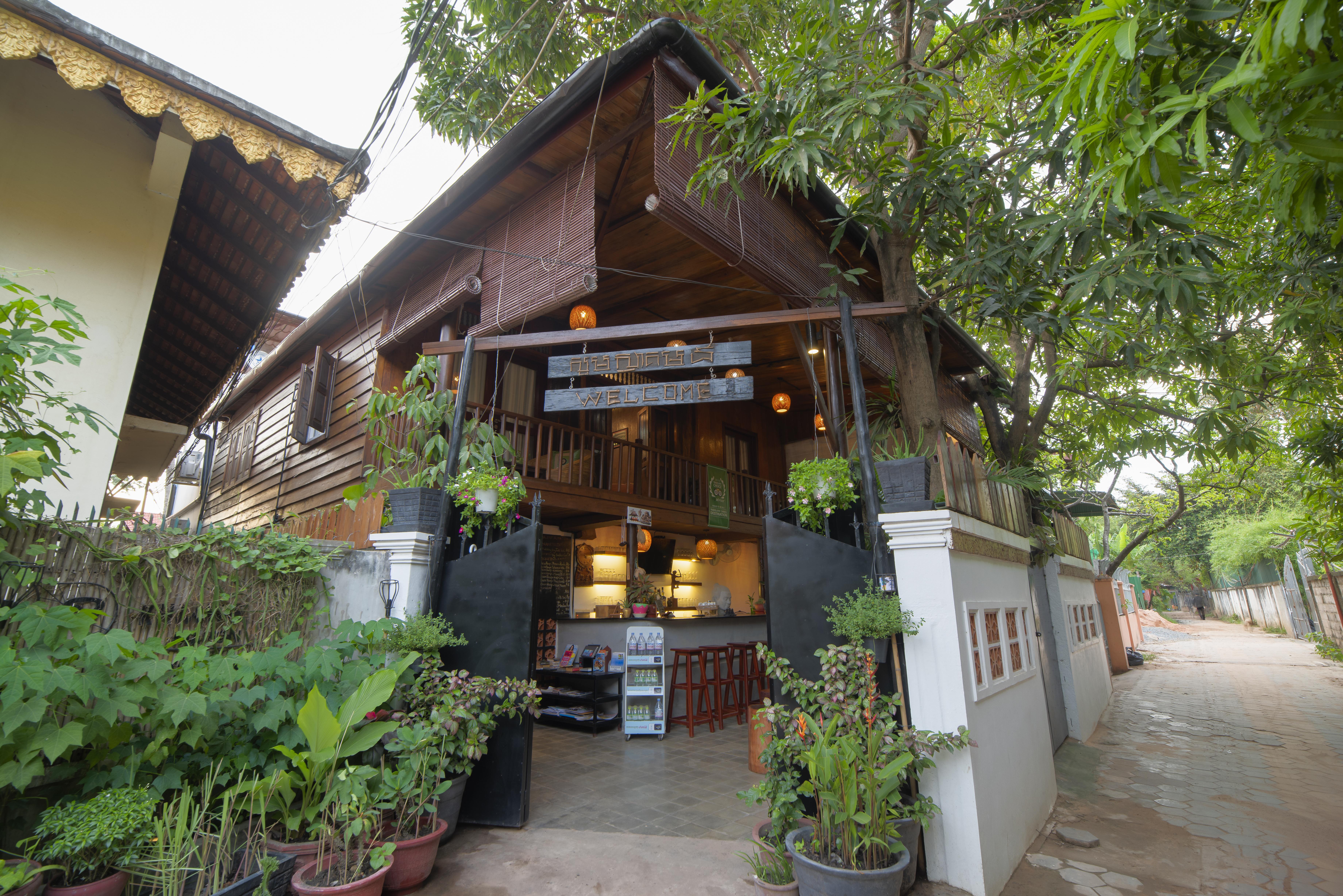Maison Model D'Angkor