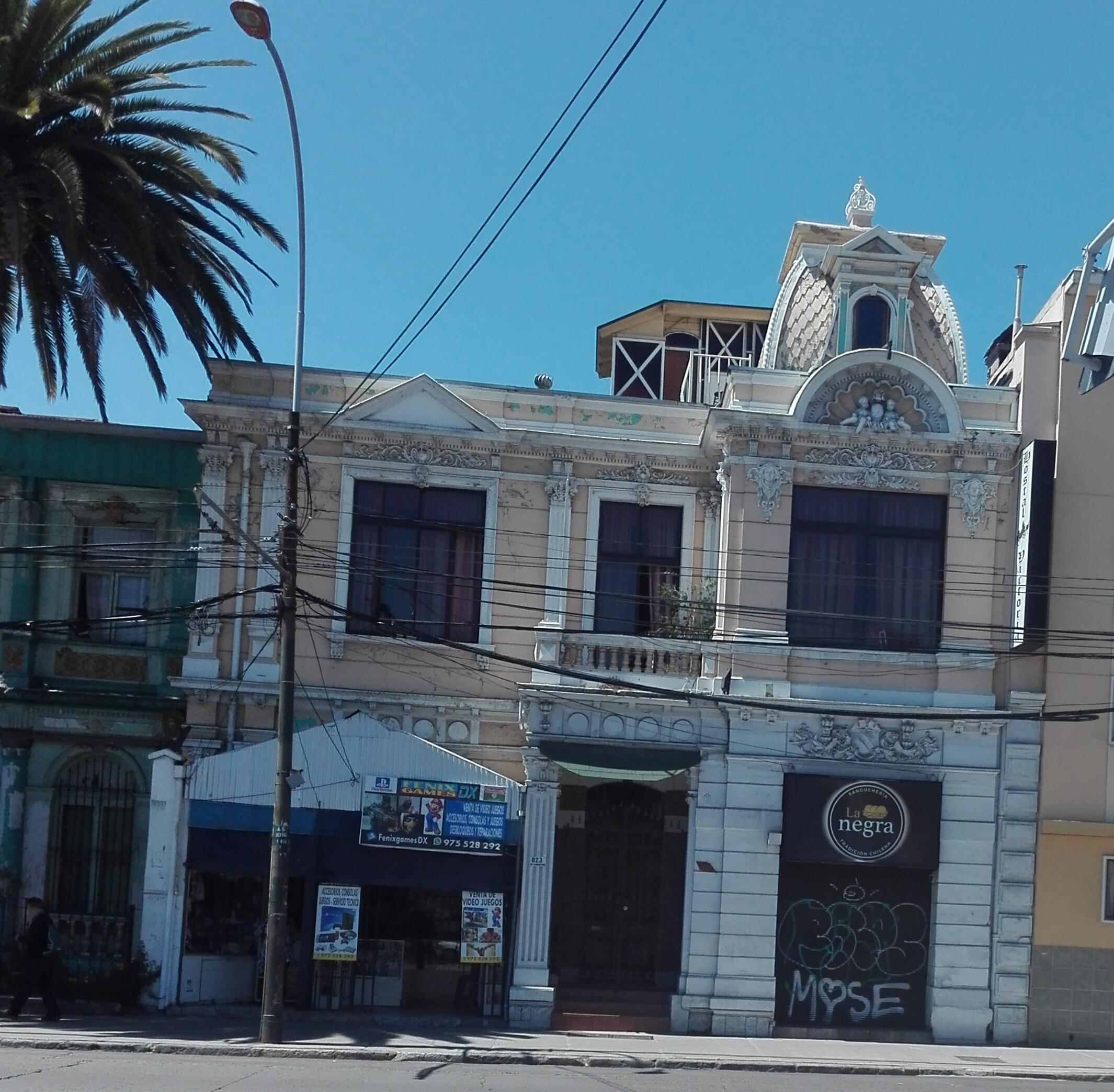 Valparaíso Hostel