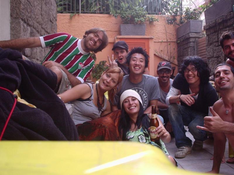 HOSTEL - HI Rio Rockers