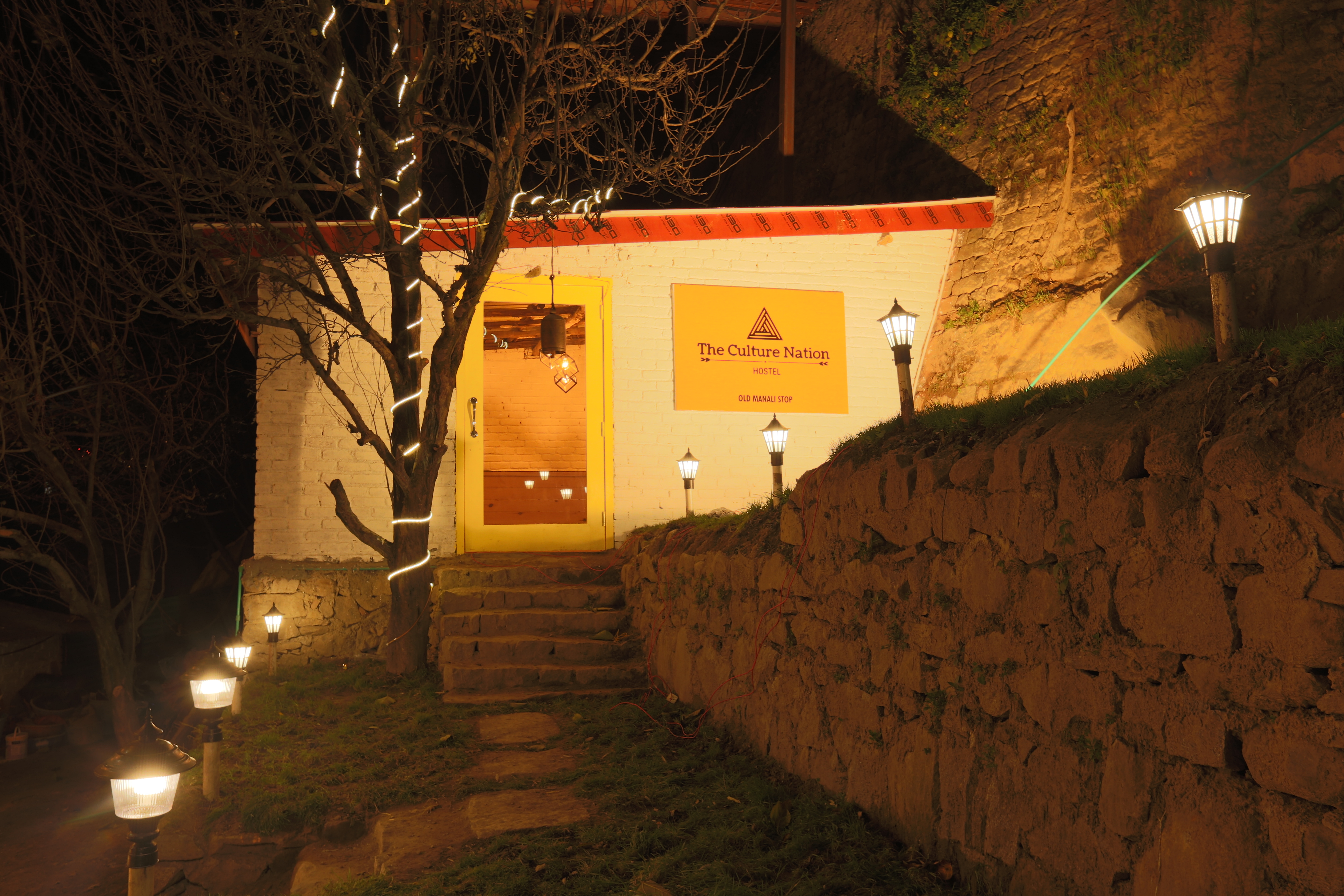 The Culture Nation Hostel