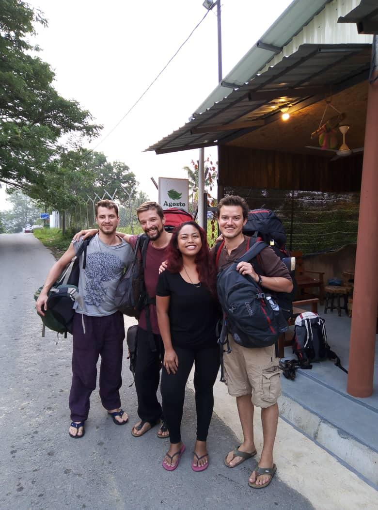 Agosto Taman Negara Hostel