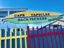 Cape Capsules Backpackers Muizenberg