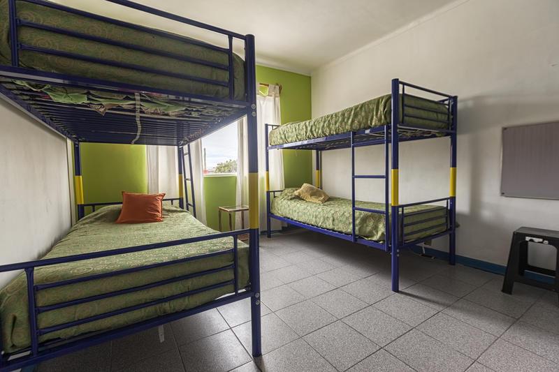 Aji Verde Hostel