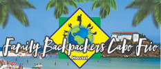 Family Backpackers Cabo Frio Hostel