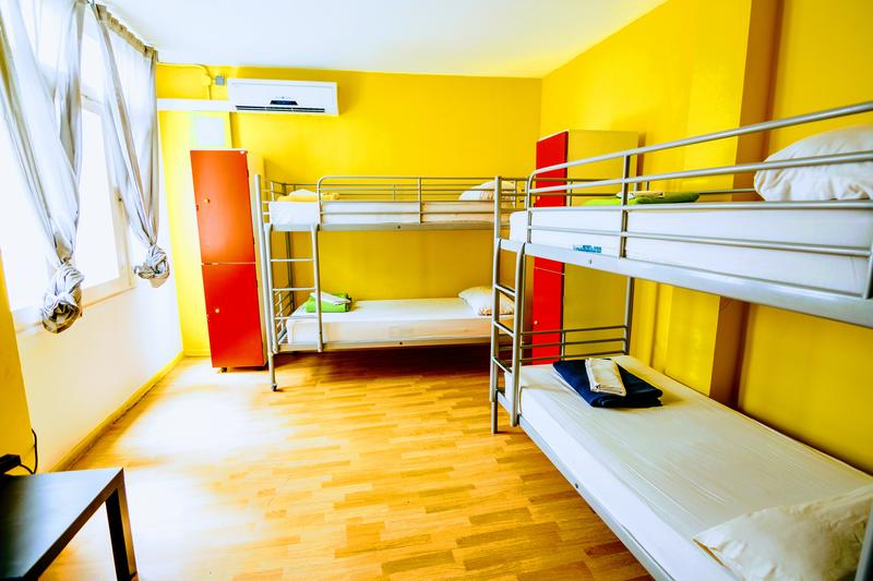 HOSTEL - Yellow Nest Hostel Barcelona by Feetup Hostels