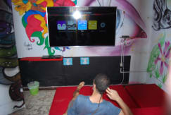 Pixel Art Hostel