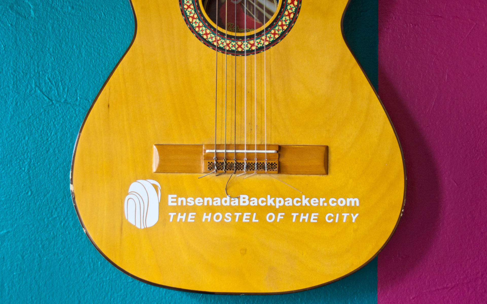 Ensenada Backpacker