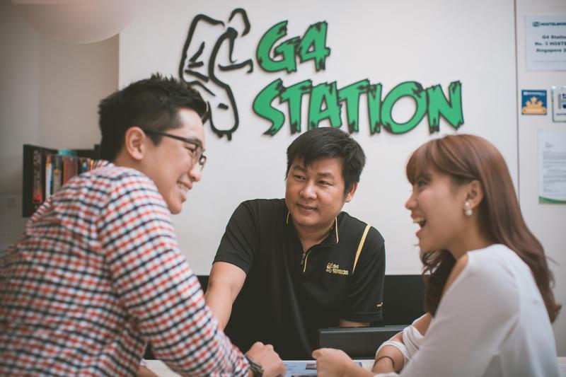 G4 Station