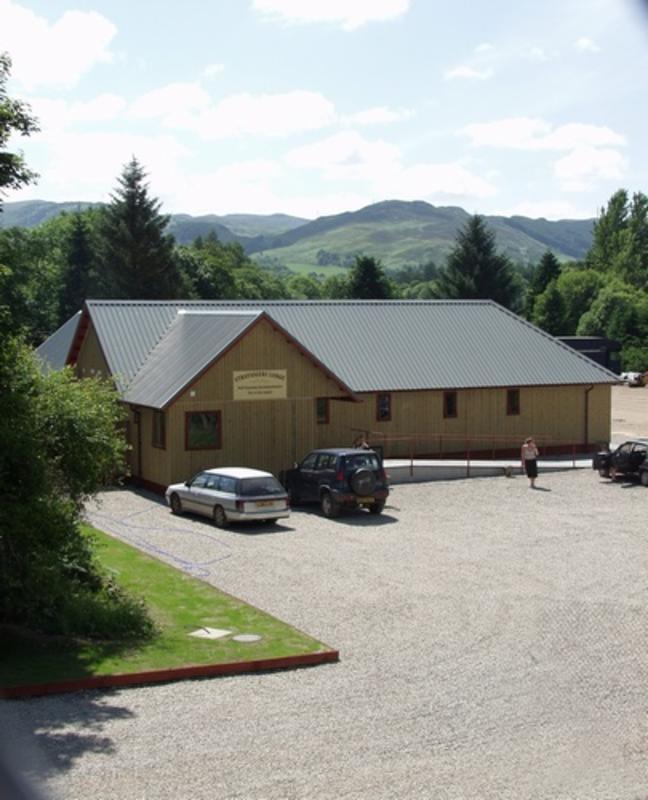 Stravaigers Lodge