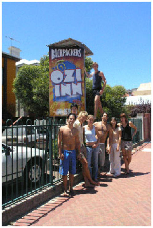 Ozi Inn Backpackers