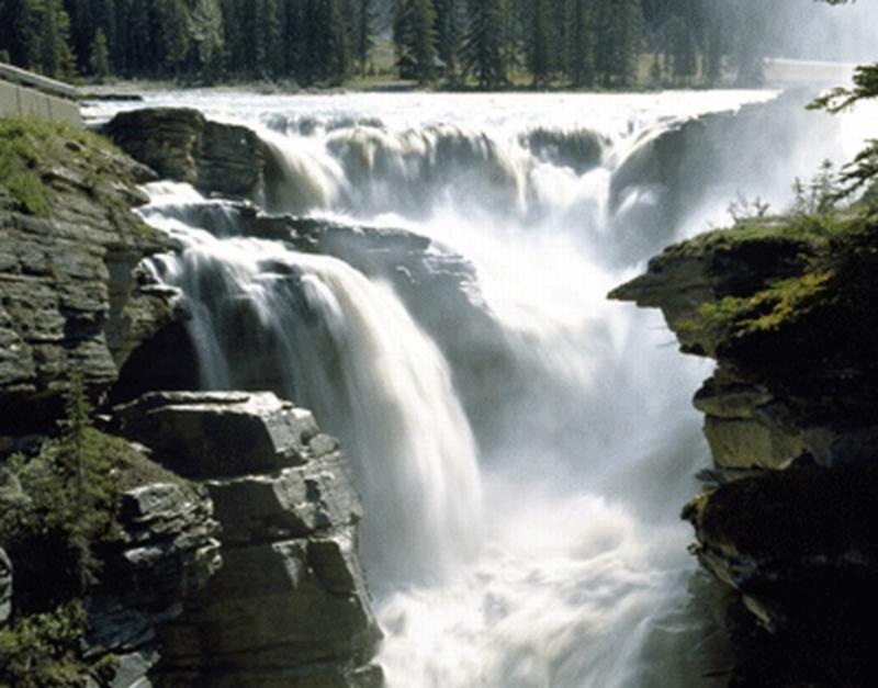 HI-Athabasca Falls