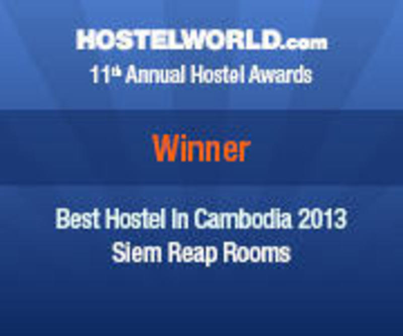 HOSTEL - Siem Reap Rooms