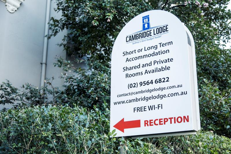 Cambridge Lodge Budget Hostel