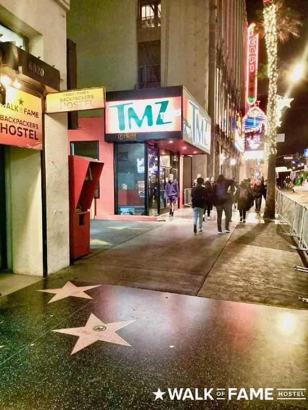 Walk of Fame Hollywood Hostel