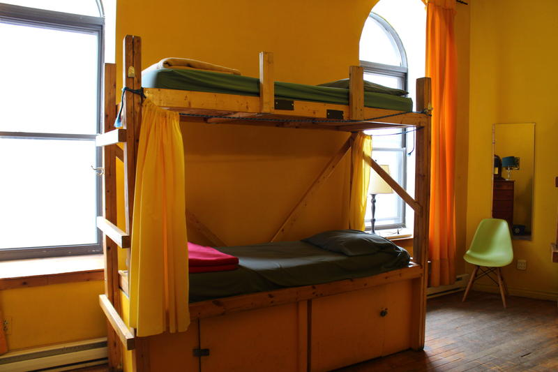 The Alternative Hostel of Old Montreal