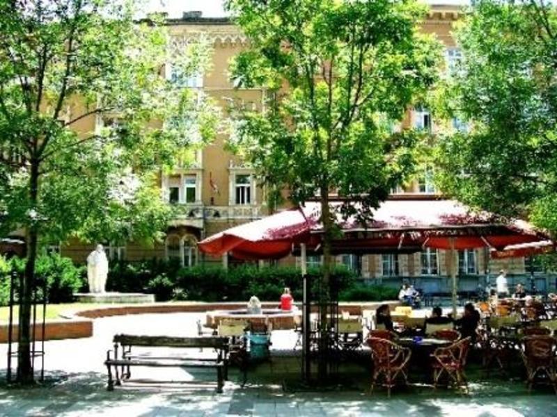 Budapest Civil Hostel