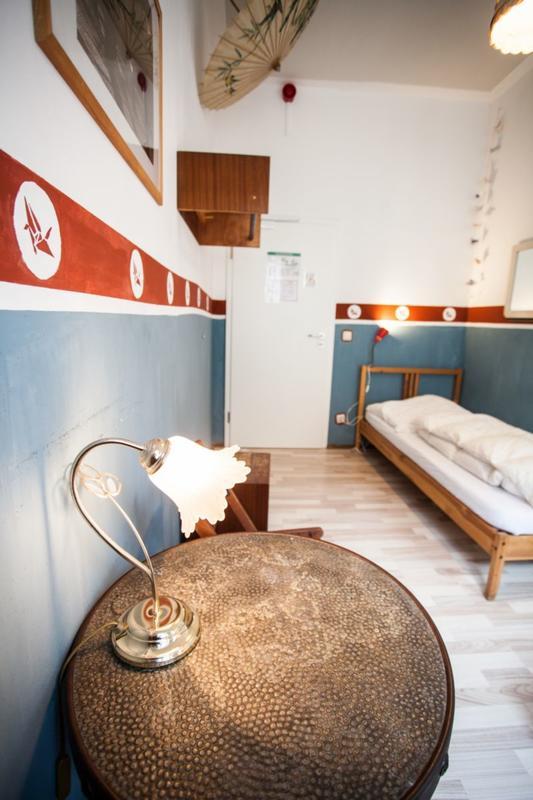 Labyrinth Hostel Weimar