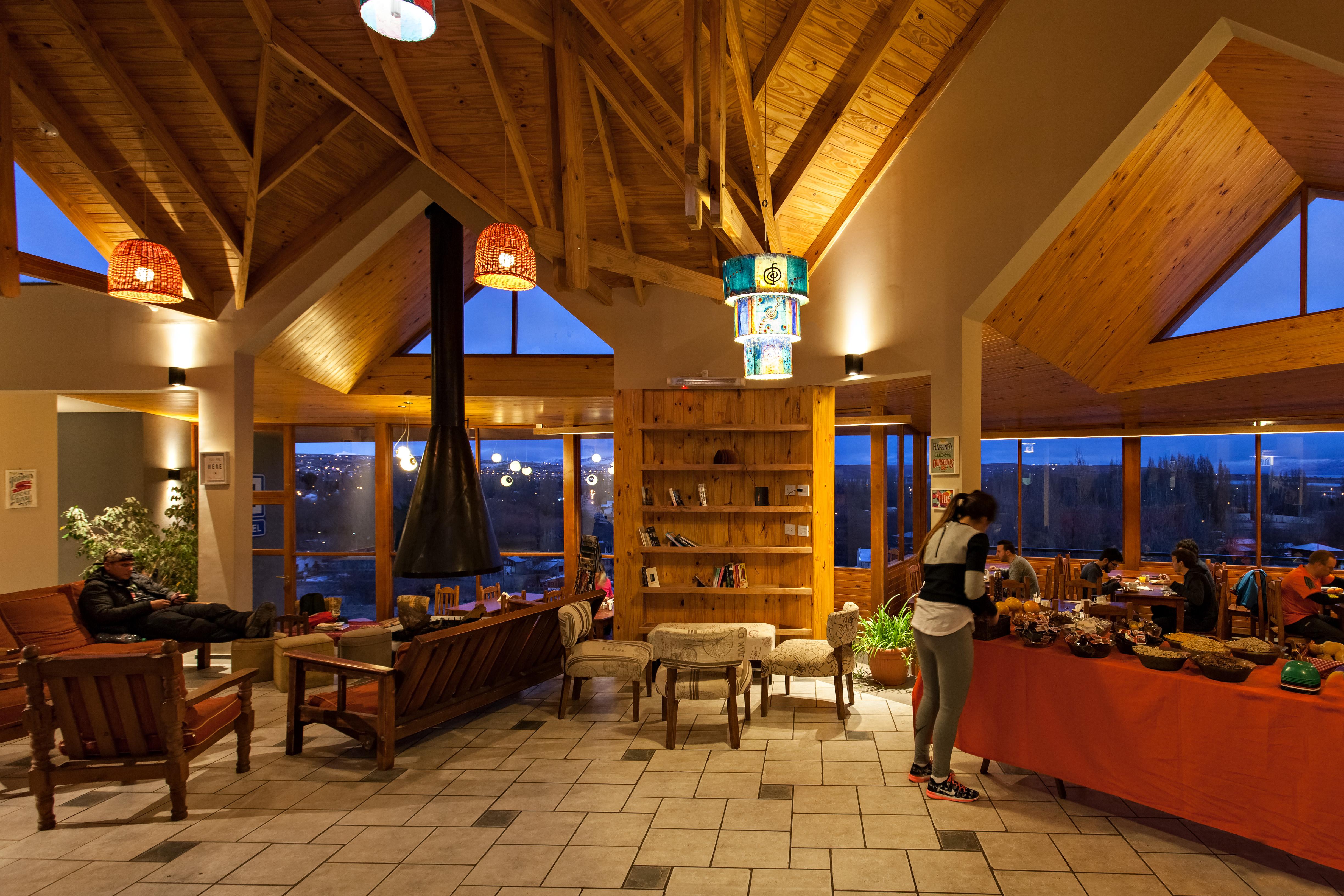 America del Sur Hostel