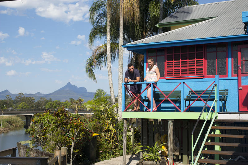 Mount Warning / Murwillumbah YHA