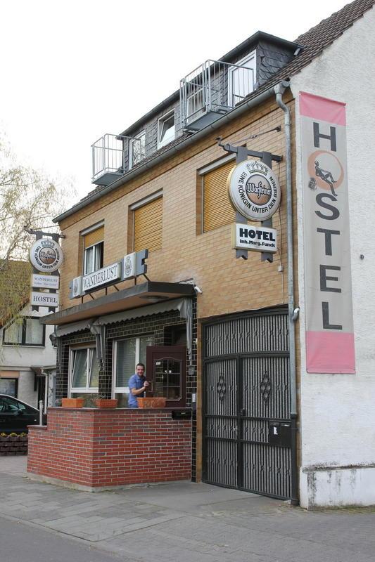 Wanderlust Hostel in Floersheim