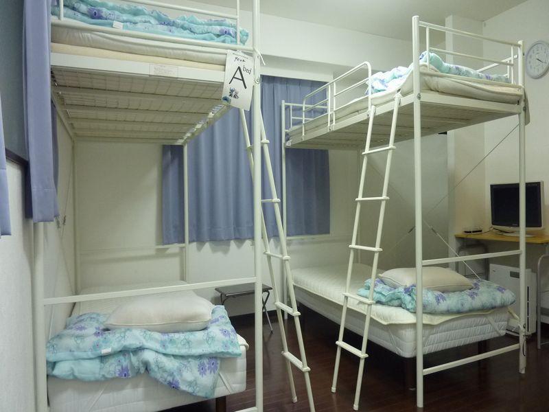 HOSTEL - Hotel Chuo Oasis
