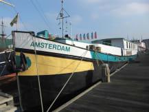 Amsterdam Hotelboat