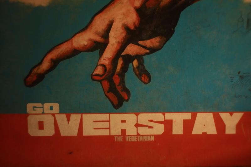 HOSTEL - The Overstay