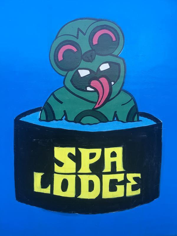 Spa Lodge Backpackers