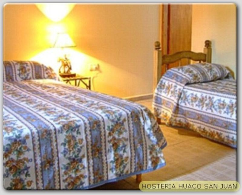 Hosteria Huaco San Juan