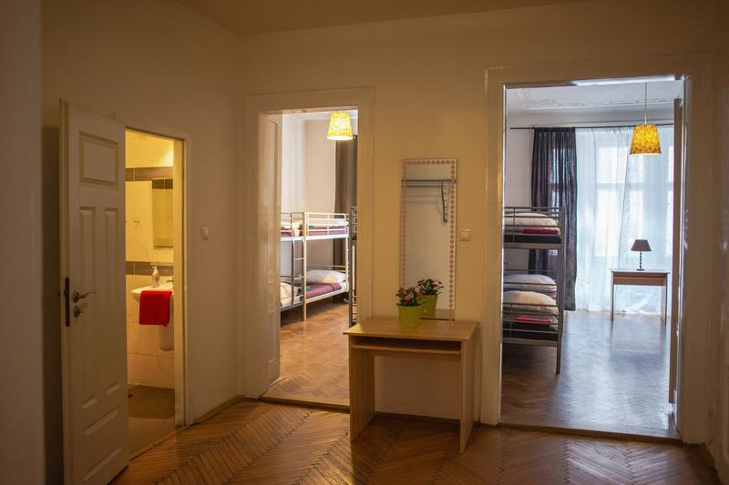 Prague Center Hostel