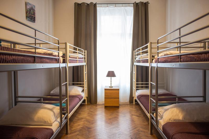 Prague Center Hostel
