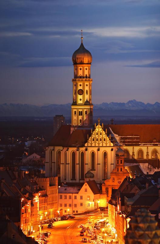 Jugendherberge Augsburg