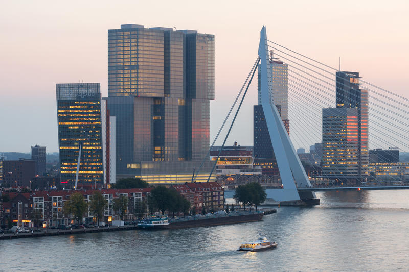 HOSTEL - Stayokay Rotterdam Cube Hostel