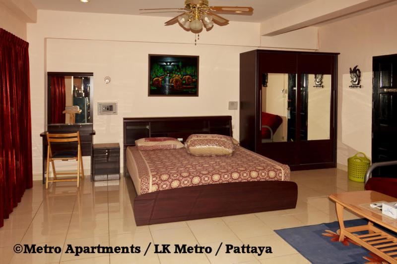 Metro Apartments