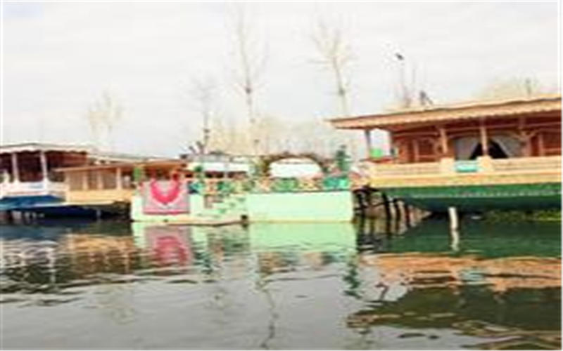 Persian Palace Houseboat