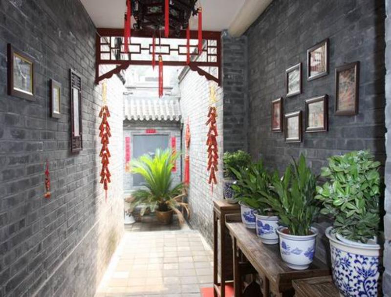 Templeside Lianlian Hutong Guest House