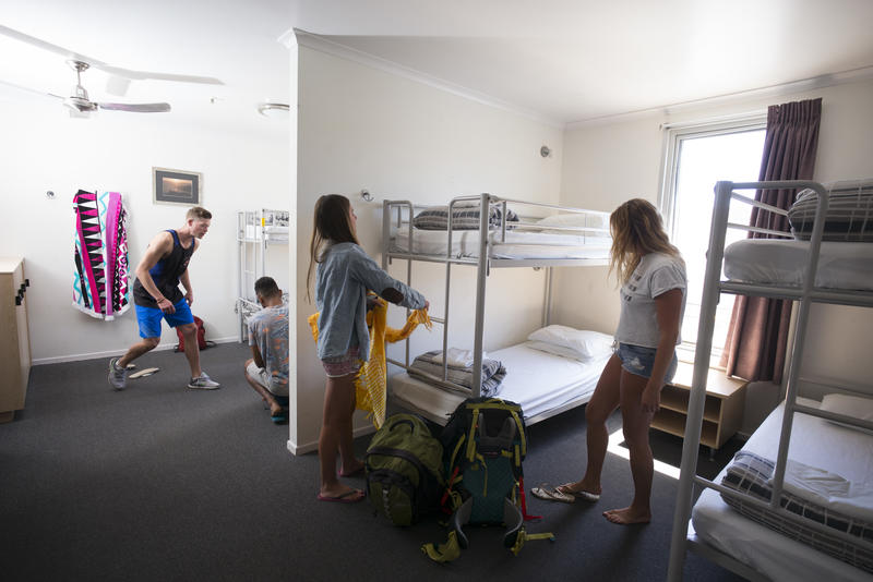 Yamba YHA Backpacker Beach Resort