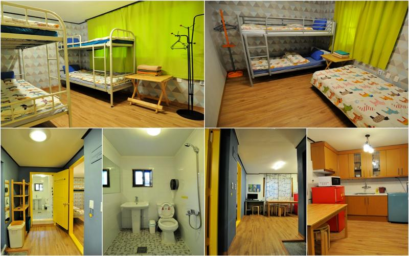 HOSTEL - Backpackers INSIDE