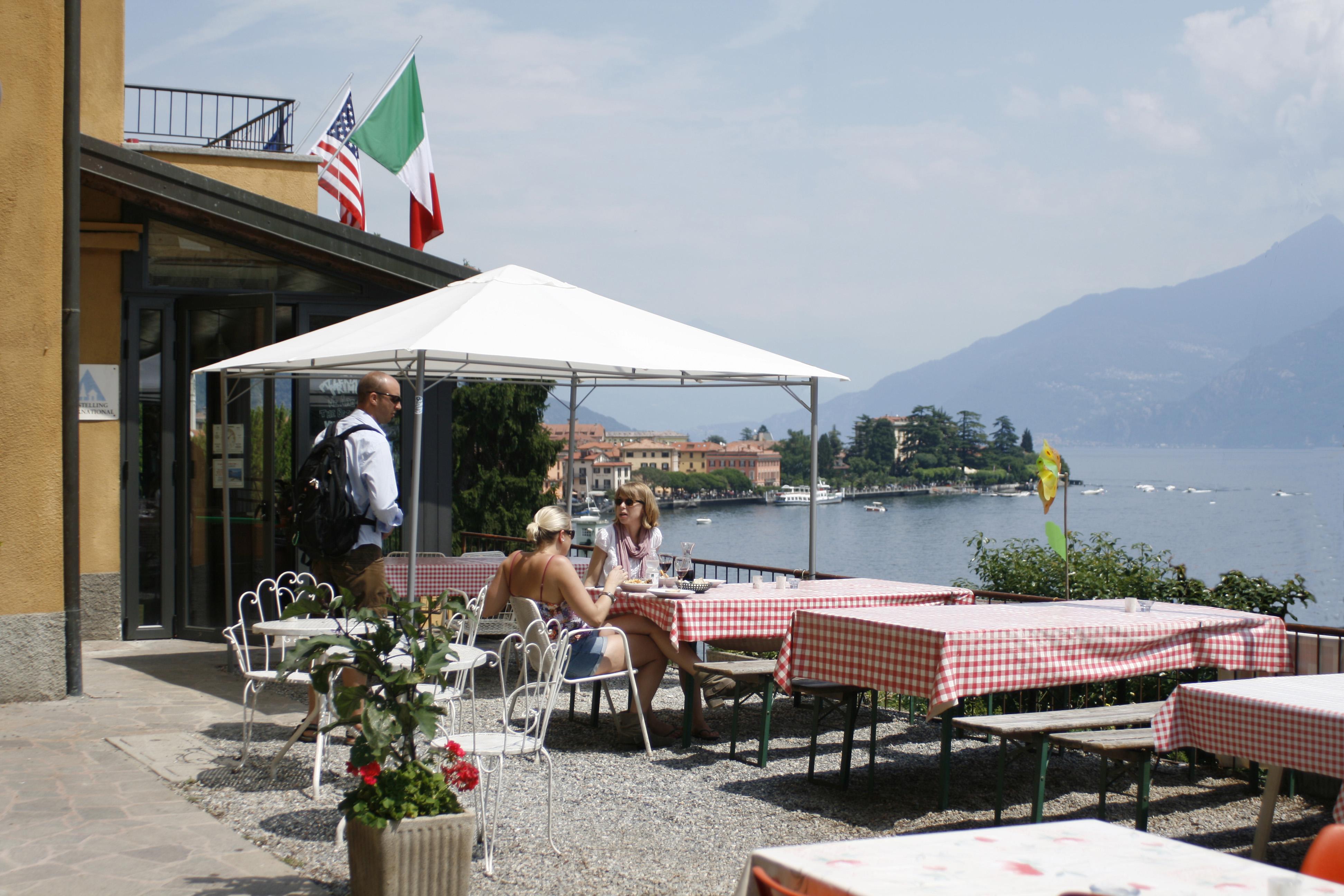 Lake Como Hostel La Primula