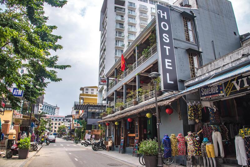 Hue Vietnam Backpacker Hostels