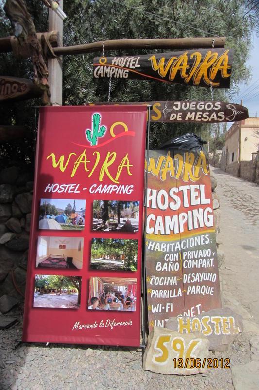 Hostel Waira