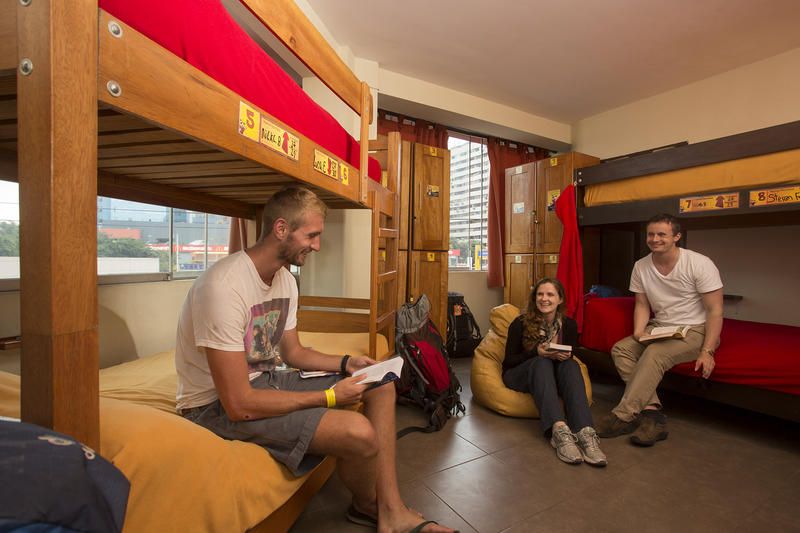 HOSTEL - Pariwana Hostel Lima