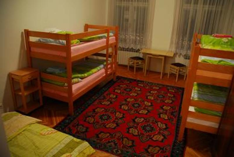 HOSTEL - Residence Rooms