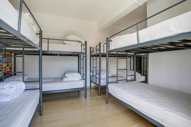 Hans Brinker Hostel Lisbon