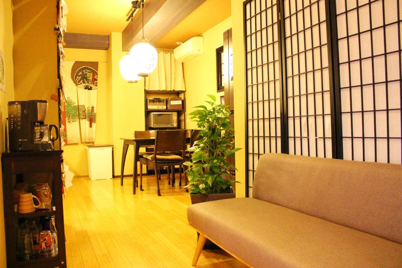 Quality Hostel K's House Tokyo Oasis