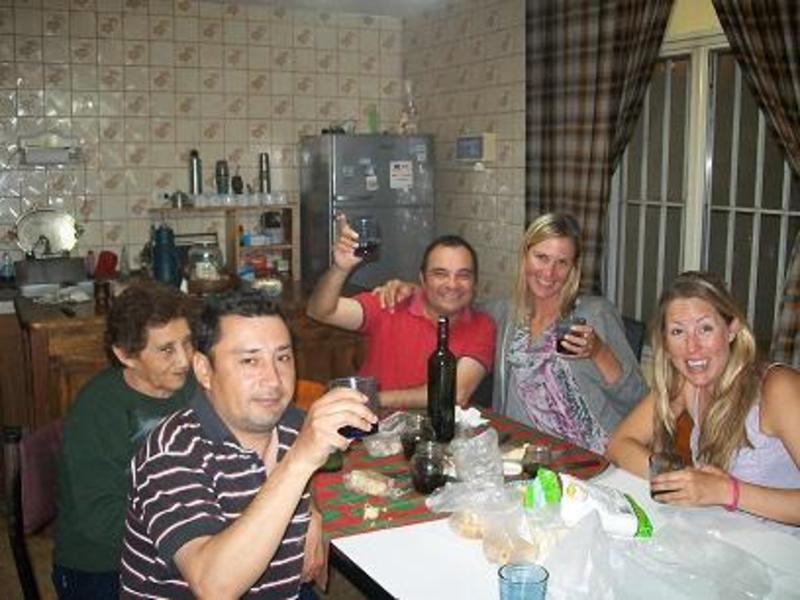 Hostel Wineries