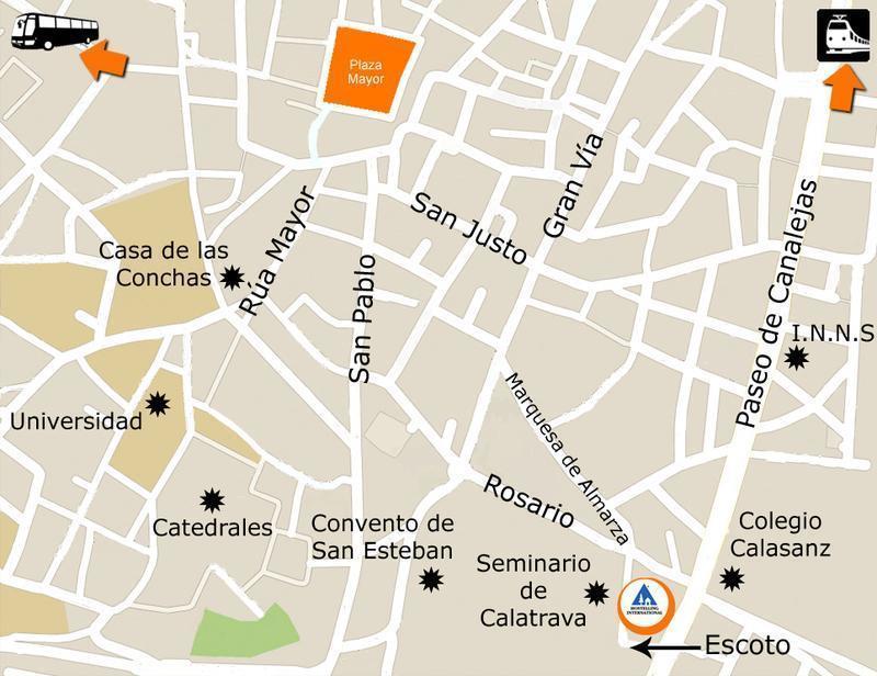 Youth Hostel Salamanca