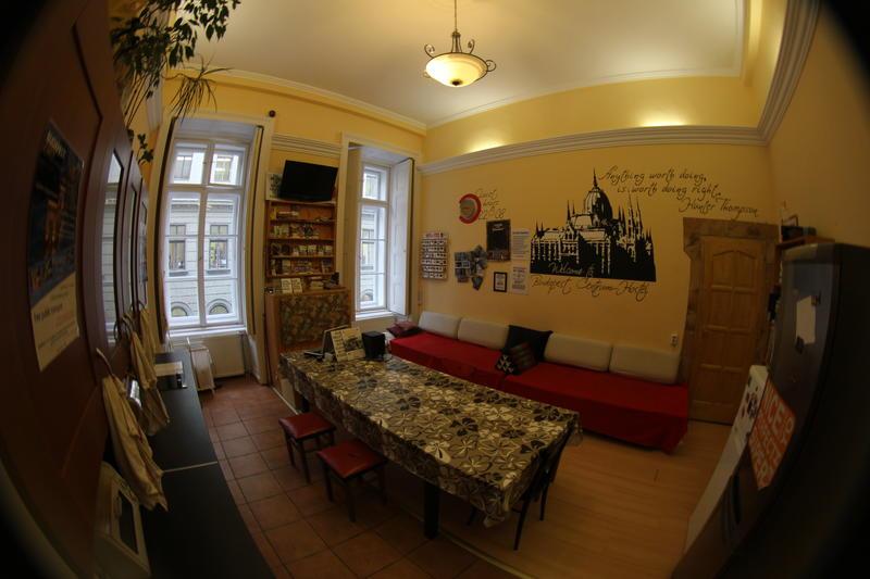 Budapest Centrum Hostel